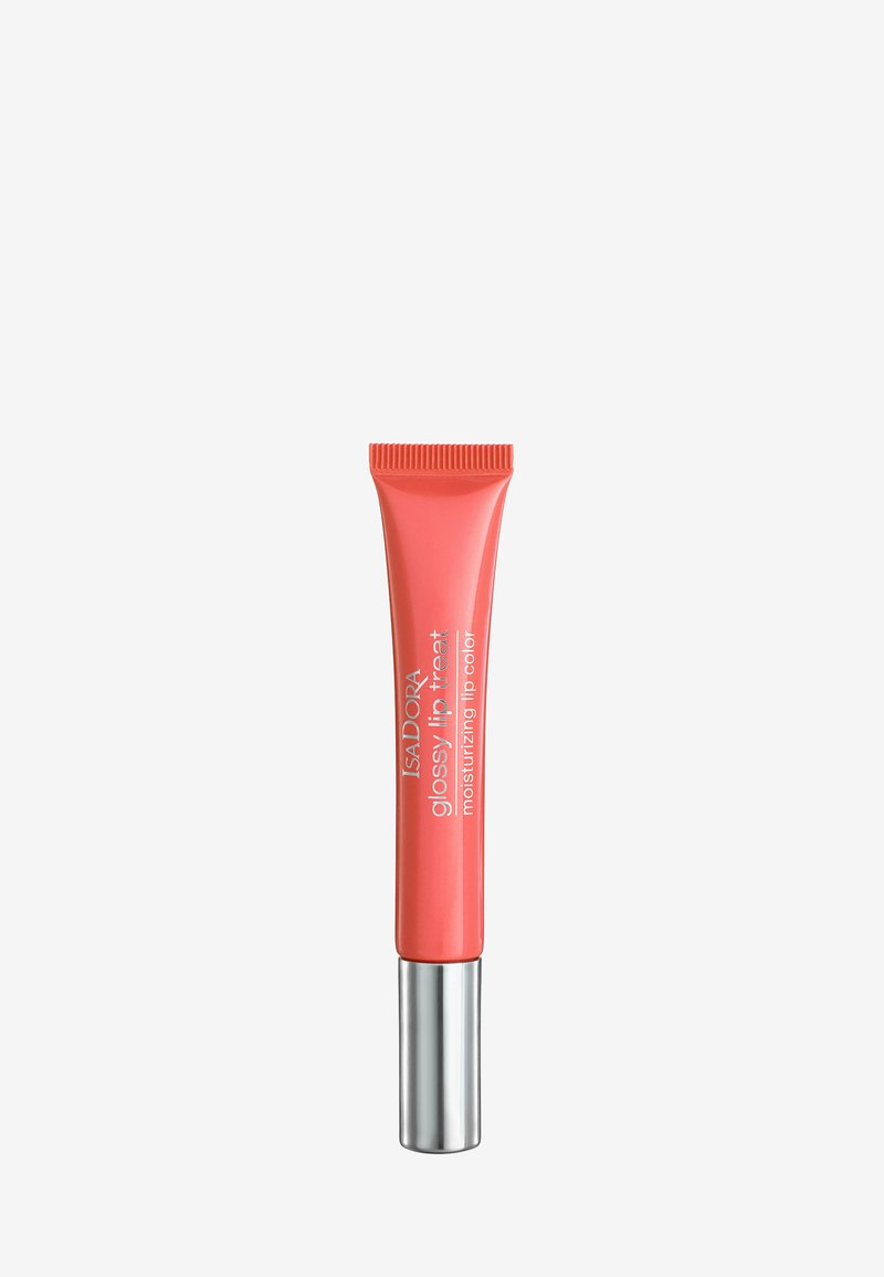 IsaDora - GLOSSY LIP TREAT - Lip gloss - coral rush