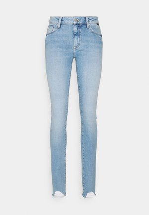 ADRIANA - Jeans Skinny Fit - light blue denim