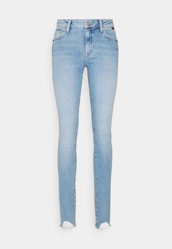 ADRIANA - Skinny džíny - light blue denim