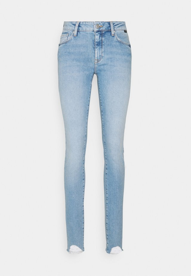 ADRIANA - Jeans Skinny - light blue denim