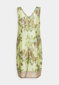 Cream - DRESS - Day dress - green - 1