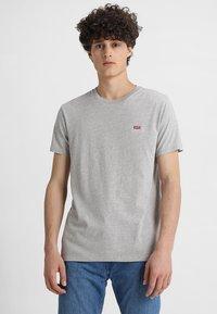 Levi's® - ORIGINAL - T-shirt basic - tri-blend/gray violet - 0