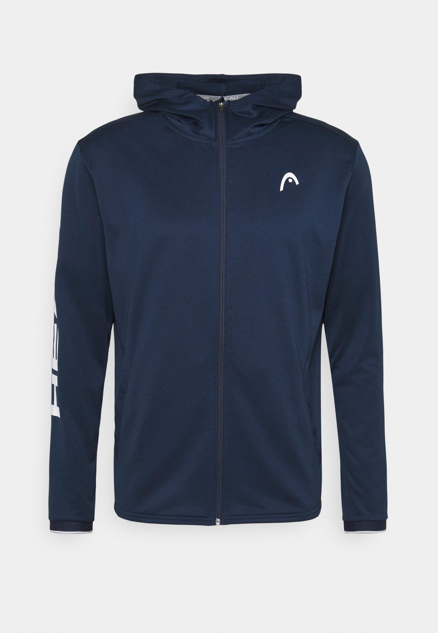 Men BREAKER HOODIE - Zip-up sweatshirt
