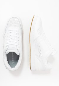 Lacoste - T-CLIP - Sneakers - white - 1