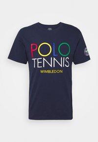 Polo Ralph Lauren - T-shirt z nadrukiem - french navy - 5
