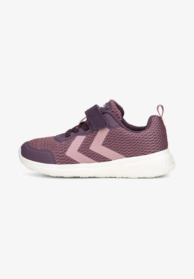 Hummel - ACTUS ML JR - Sneakers - dunkellila