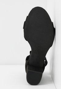 NAE Vegan Shoes - ESTELA - Sandals - black - 6