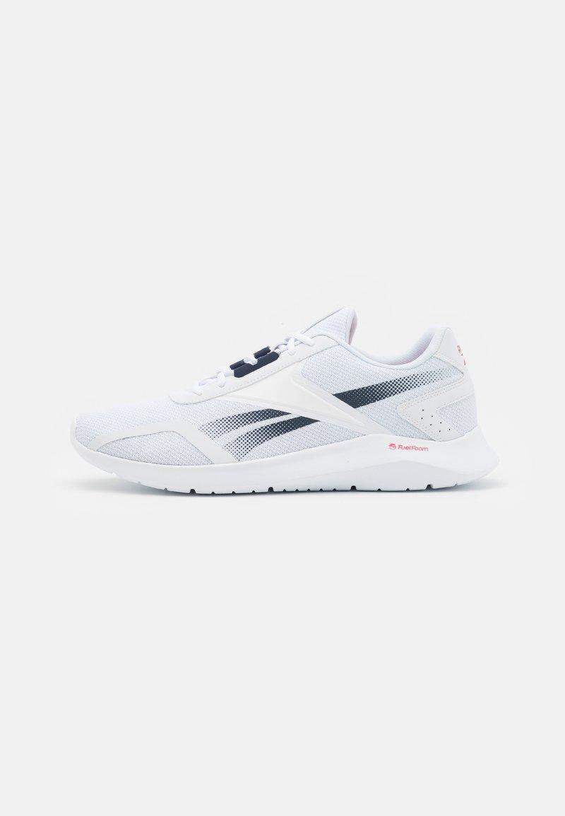 Reebok - ENERGYLUX 2.0 - Zapatillas de running neutras - footwear white/collegiate navy/vector red