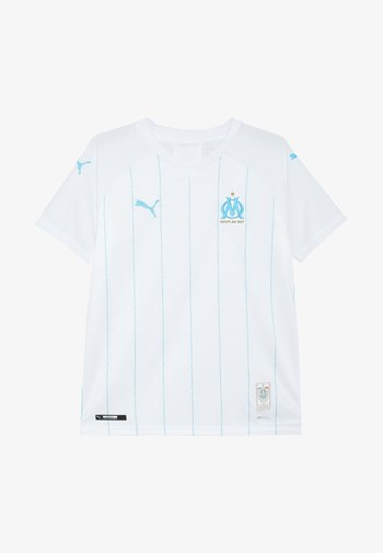 OLYMPIQUE MARSAILLE HOME REPLICA WITH SPONSOR
