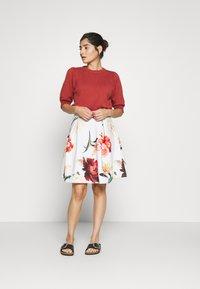 Anna Field Petite - Mini skirt - white - 1