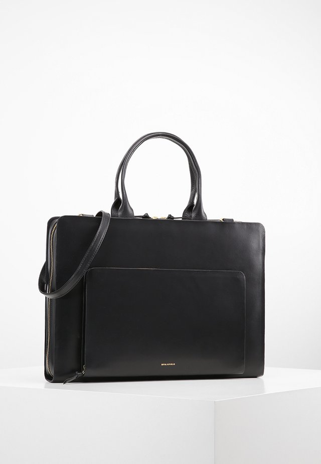GALAX DAY - Briefcase - black