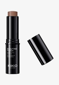 KIKO Milano - SCULPTING TOUCH CREAMY STICK CONTOUR - Contouring - 201 chocolate - 0