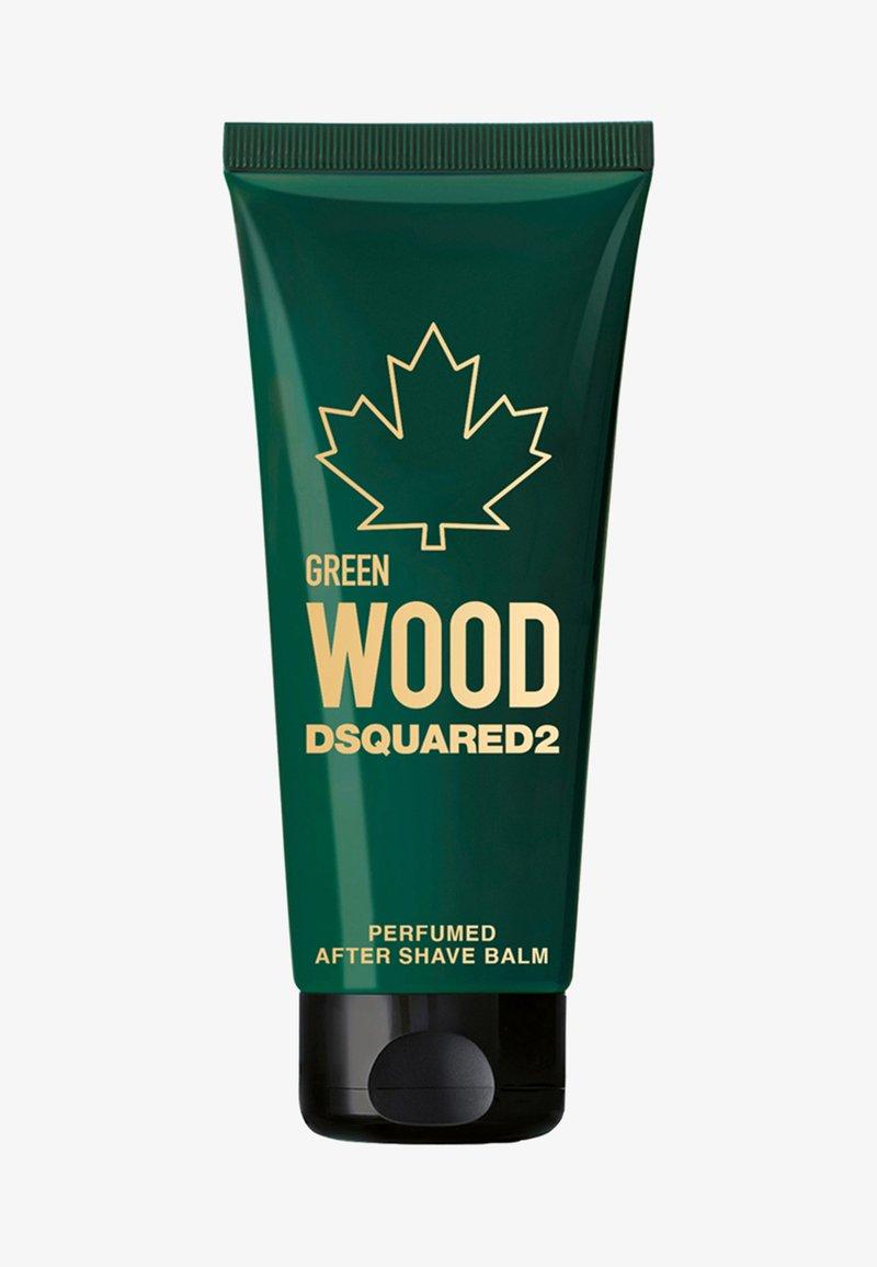 Dsquared2 Fragrances - GREEN WOOD AFTER SHAVE BALM - Aftershave balm - -