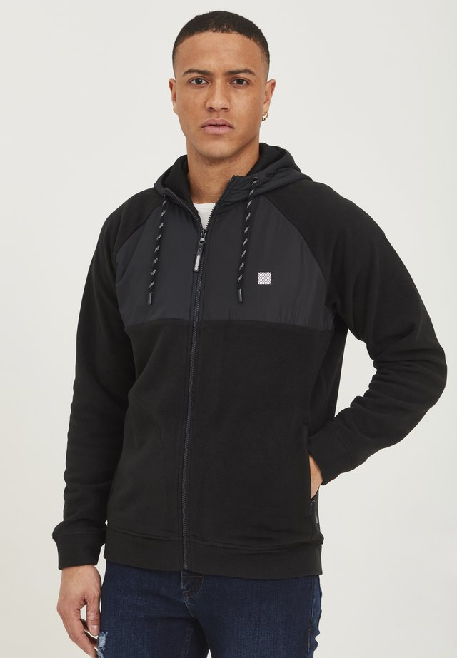 Fleece jacket - black