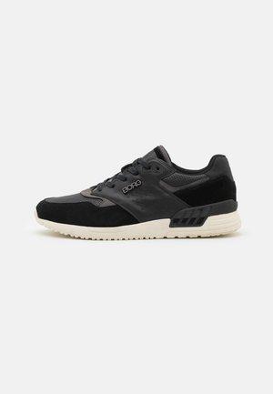 Sneakersy niskie - black/dark grey