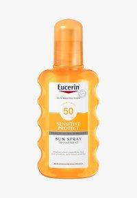 Eucerin - SONNENSCHUTZ SONNENSCHUTZ SUN SENSITIVE PROTECT SPRAY TRANSPAREN - Sun protection - - - 0