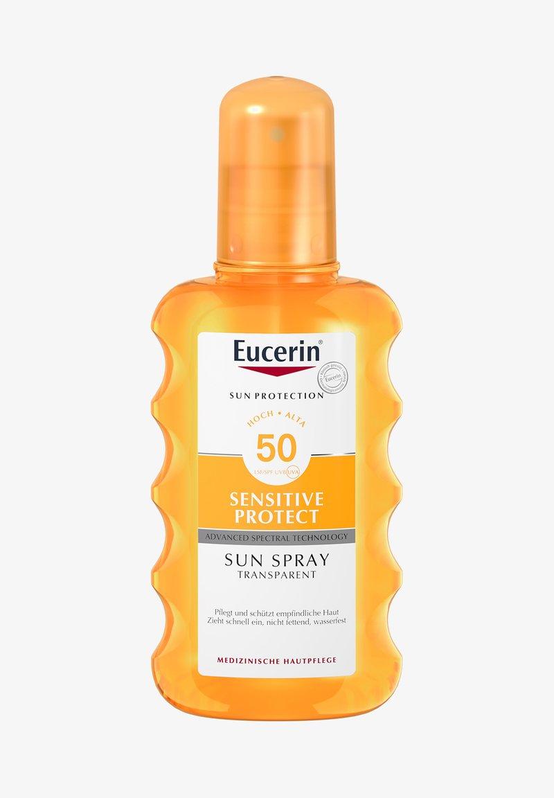 Eucerin - SONNENSCHUTZ SONNENSCHUTZ SUN SENSITIVE PROTECT SPRAY TRANSPAREN - Sun protection - -