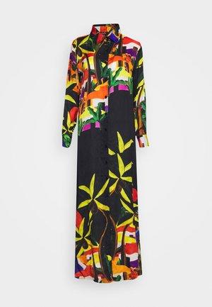 ROSARIO DRESS - Maxi dress - black