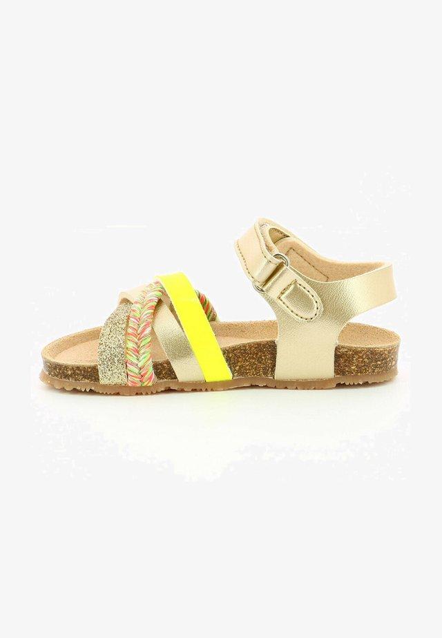 KOENIA - Sandales - jaune