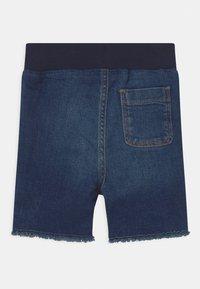 GAP - TODDLER - Denim shorts - dark wash indigo - 1