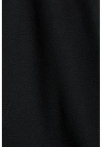 Esprit Collection - FASHION - Tracksuit bottoms - black - 8