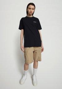 Napapijri - S-PATCH SS - T-shirt basic - blu marine - 0