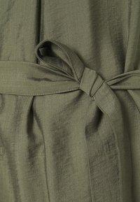 ONLY - ONLJOSEY V NECK DRESS - Vestido informal - kalamata - 5