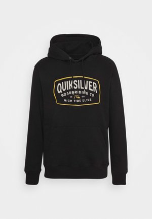 HIGH CLOUD HOOD - Sweatshirt - black