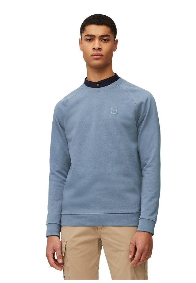 Sweatshirt - light blue, light blue