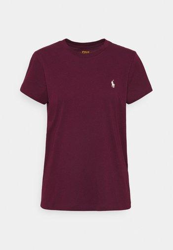 TEE SHORT SLEEVE - Basic T-shirt - monarch red