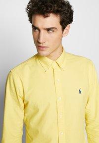 Polo Ralph Lauren - OXFORD - Shirt - sunfish yellow - 3