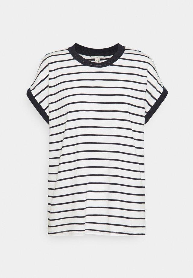 TEE POINTEL - T-shirts - off white