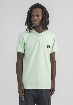 COMFORT - Poloshirt - lt jade green