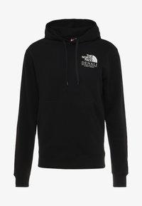 The North Face - HIGHEST PEAKS HOODIE - Bluza z kapturem - black - 8