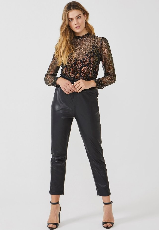 LOTT - Blouse - black