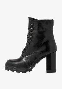 MJUS - Kotníková obuv na vysokém podpatku - nero - 1