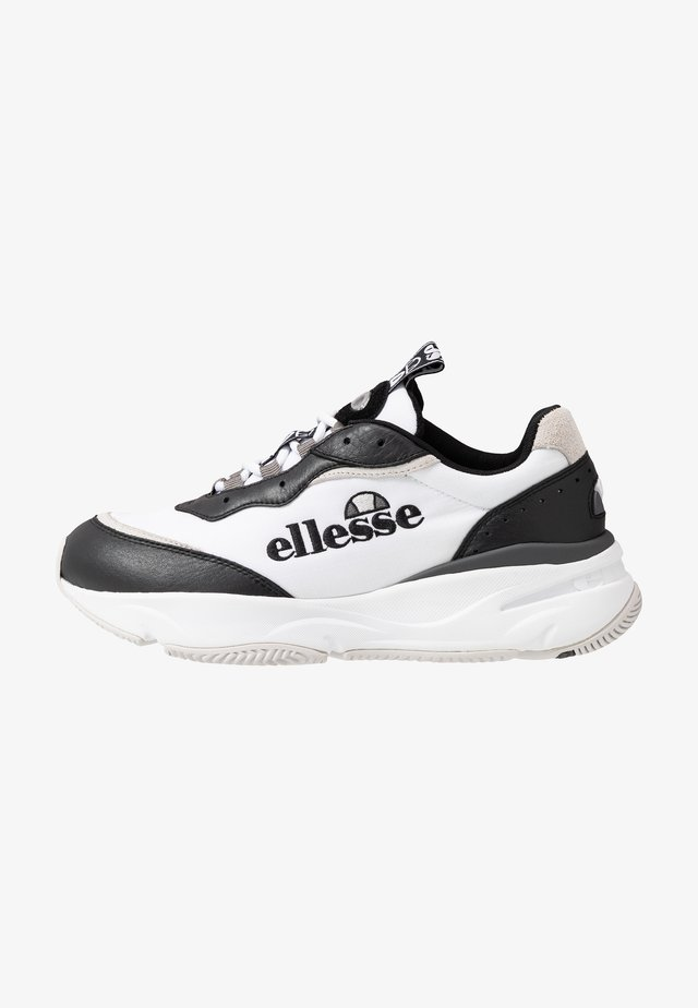 MASSELLO - Joggesko - white/black/grey