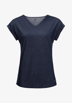 Basic T-shirt - midnight blue
