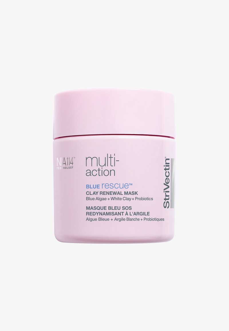 StriVectin - STRIVECTIN BLUE RESCUE CLAY RENEWAL MASK - Masker - -