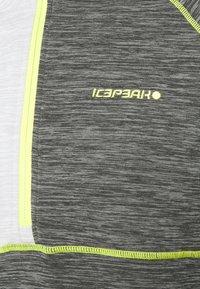 Icepeak - DENISON - Fleece jumper - lead grey - 2
