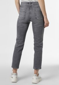 Cambio - Slim fit jeans - silber - 3
