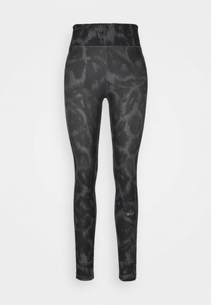 AWAKE PRINTED - Leggings - passion grey