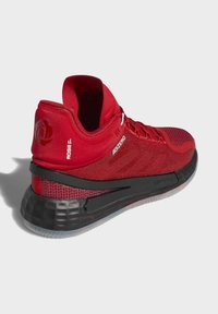 adidas Performance - D ROSE 11 SHOES - Basketball shoes - red - 2