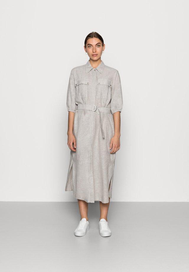 CLARISSA - Robe chemise - grey