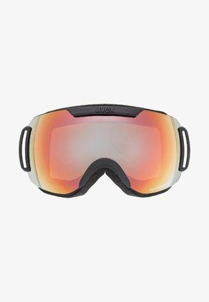 DOWNHILL - Ski goggles - black mat (s55011723)