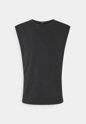 RAMIS - Basic T-shirt - vintage black