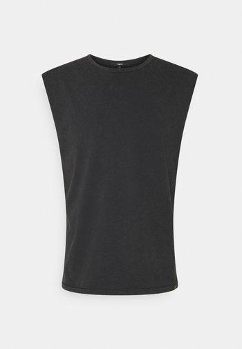 RAMIS - Basic T-shirt - vintage black