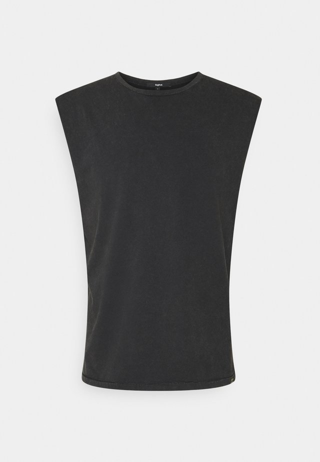 RAMIS - T-shirt basic - vintage black