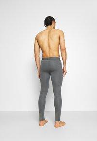 Nike Performance - WARM - Collants - iron grey/black - 2