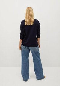 Violeta by Mango - MARGARIT - Jumper - dunkles marineblau - 2